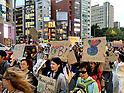 Global Climate Strike in Tokyo