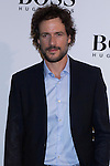 31.05.2012. Celebrities attend opening ceremony of the new BOSS Store Madrid Jorge Juan on the terrace of the Palacio de Cibeles. In the image (Alterphotos/Marta Gonzalez)
