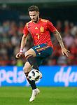Spain's Saul Niguez during international friendly match. June 3,2018.(ALTERPHOTOS/Acero)