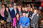 The engagement party of Shauna Cunningham (Marion Park) and Gavin Murphy (Fenit) in Turners Bar on Friday night.