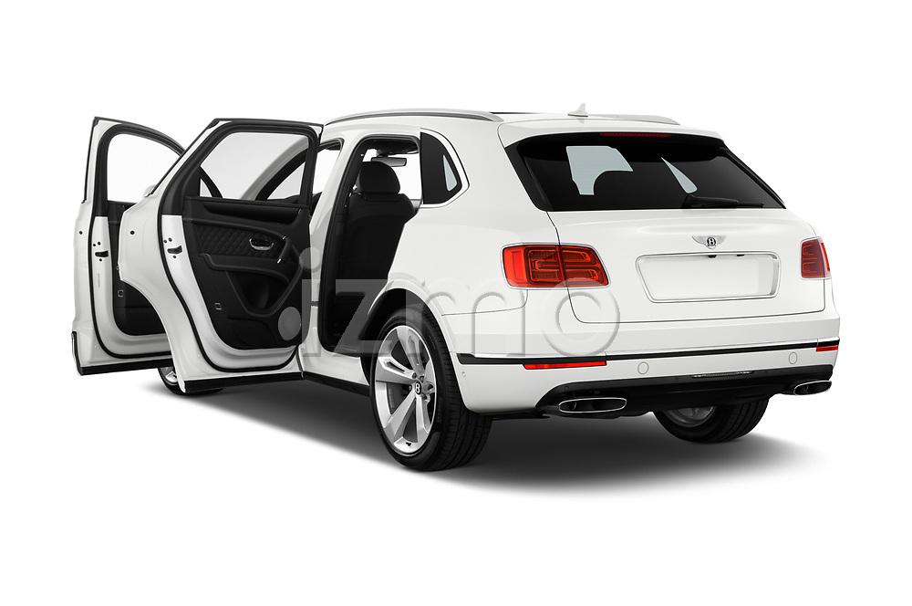 Car images of 2019 Bentley Bentayga 4wd 5 Door SUV Doors