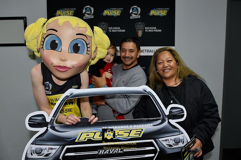 ANZ Premiership Netball - Pulse v Magic at TSB Bank Arena, Wellington, New Zealand on Sunday 30 May 2021.<br /> Photo by Masanori Udagawa. <br /> www.photowellington.photoshelter.com