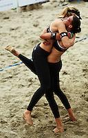090111 Beach Volleyball - Wellington Women's Final