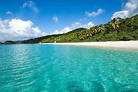 Trunk Bay, St. John<br /> Virgin Islands National Park<br /> U.S. Virgin Islands