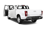 Car images of a 2015 Isuzu D-Max L+ 4 Door Pickup 2WD Doors