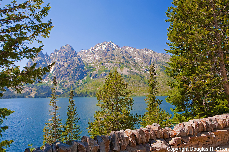 Grand Teton National Park, United States, Wyoming.