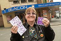 Brenda retires from Beacon Bingo Ilkeston