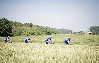 Team Deceuninck-Quickstep<br /> <br /> 72nd Halle - Ingooigem 2019 (BEL/1.1)<br /> 1 day race from Halle to Ingooigem (201km)<br /> <br /> ©kramon