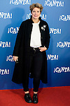 """Tania Laser attends to the premiere of the film """"¡Canta!"""" at Cines Capitol in Madrid, Spain. December 18, 2016. (ALTERPHOTOS/BorjaB.Hojas)"""