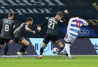 Bright Osayi-Samuel of Queens Park Rangers shot goes wide during Queens Park Rangers vs Rotherham United, Sky Bet EFL Championship Football at The Kiyan Prince Foundation Stadium on 24th November 2020