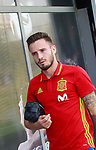 Spain's Saul Niguez after training session. October 4,2017.(ALTERPHOTOS/Acero)