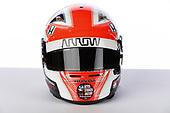 James Hinchcliffe Helmet