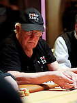 """Chuck Beretta competes in the Main Event.  He is the winner of the """"Meet Joe Cada"""" competition"""