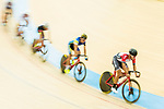 Leung Chun Wing of the SCAA competes in Men Elite - Points Race 30KM Final during the Hong Kong Track Cycling National Championship 2017 on 25 March 2017 at Hong Kong Velodrome, in Hong Kong, China. Photo by Marcio Rodrigo Machado / Power Sport Images