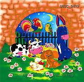 Hans, CUTE ANIMALS, paintings+++++,DTSC5479,#AC# deutsch, illustrations, pinturas