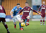 St Johnstone v Stenhousemuir…21.01.17  McDiarmid Park  Scottish Cup<br />Vincent Berry and Blair Alston<br />Picture by Graeme Hart.<br />Copyright Perthshire Picture Agency<br />Tel: 01738 623350  Mobile: 07990 594431