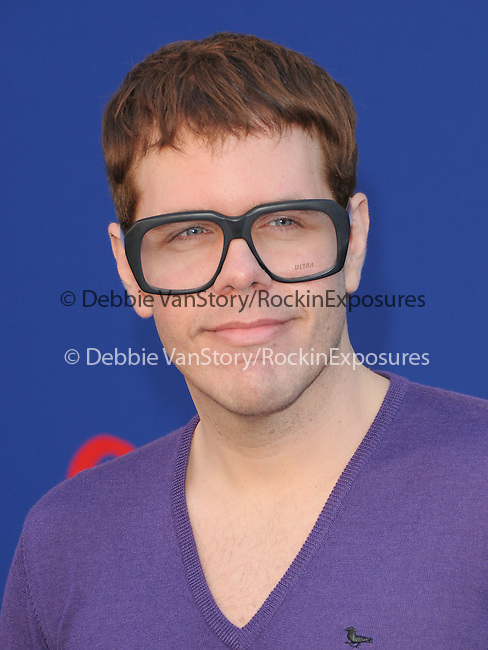 Perez Hilton at Touchstone Pictures' World Premiere of Gnomeo & Juliet held at The El Capitan Theatre in Hollywood, California on January 23,2011                                                                               © 2010 DVS/Hollywood Press Agency