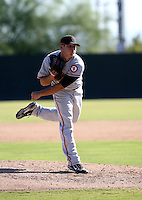 Ben Snyder / San Francisco Giants 2008 Instructional League..Photo by:  Bill Mitchell/Four Seam Images