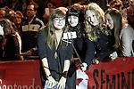 Spanish film director Isabel Coixet with the fans during the 60th Seminci. October 31,2015.(ALTERPHOTOS/Acero)