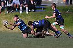 UC Cup - Nelson Col v Christchurch BH