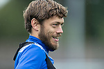 St Johnstone Training……26.08.20   McDiarmid Park <br />Murray Davidson pictured back in training in preparation for Saturday's game against St Mirren.<br />Picture by Graeme Hart.<br />Copyright Perthshire Picture Agency<br />Tel: 01738 623350  Mobile: 07990 594431