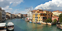 Grand canal at Academia Venice - Italy