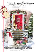 John, CHRISTMAS LANDSCAPES, WEIHNACHTEN WINTERLANDSCHAFTEN, NAVIDAD PAISAJES DE INVIERNO, paintings+++++,GBHSSXC50-1130A,#xl#