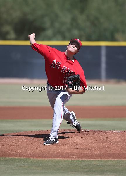 Chris Rodriguez - 2017 AIL Angels (Bill Mitchell)