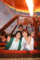 20150907 07 September Hot Air Balloon Cairns