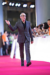 Michael Shamberg walk the Red Carpet event at the World Celebrity Pro-Am 2016 Mission Hills China Golf Tournament on 20 October 2016, in Haikou, China. Photo by Victor Fraile / Power Sport Images
