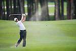 Matthew Fitzpatrick of England hits the ball during Hong Kong Open golf tournament at the Fanling golf course on 25 October 2015 in Hong Kong, China. Photo by Aitor Alcade / Power Sport Images