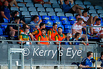 Kerry Substitutes during the Allianz Football League Division 1 Semi-Final, between Tyrone and Kerry at Fitzgerald Stadium, Killarney, on Saturday.