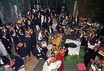 DICIOTTESIMO COMPLEANNO DI ELISABETTA DE BALKANY<br /> PALAZZO VOLPI     VENEZIA     AGOSTO  1990