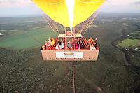 20150416 16 April Hot Air Balloon Cairns