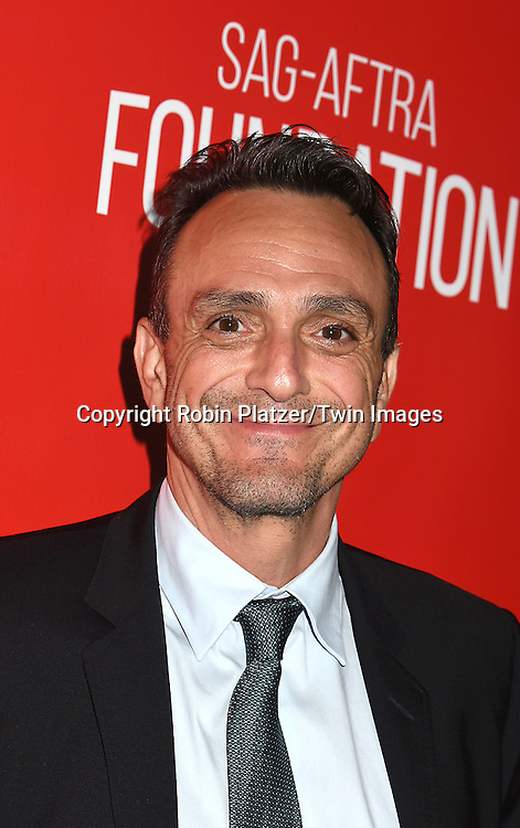 actor Hank Azaria attends the Grand Opening of SAG-AFTRA Foundation Robin Williams Center on October 5, 2016 at The Robin Williams Center in New York, New York, USA.<br /> <br /> photo by Robin Platzer/Twin Images<br />  <br /> phone number 212-935-0770