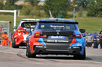 Round 5 of the 2020 British Touring Car Championship. #15 Tom Oliphant. Team BMW. BMW 330i M Sport.