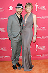 Kristian Bush and Jennifer Nettles of Sugarland at The 44th Annual Academy Of Country Music Awards held at The MGM Grand Arena in Las Vegas, California on April 05,2009                                                                     Copyright 2009 RockinExposures