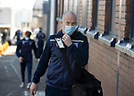 Dundee v St Johnstone…03.04.21   Dens Park   Scottish Cup<br />Charlie Adam arrives at Dens Park for todays Scottish Cup game against St Johnstone<br />Picture by Graeme Hart.<br />Copyright Perthshire Picture Agency<br />Tel: 01738 623350  Mobile: 07990 594431