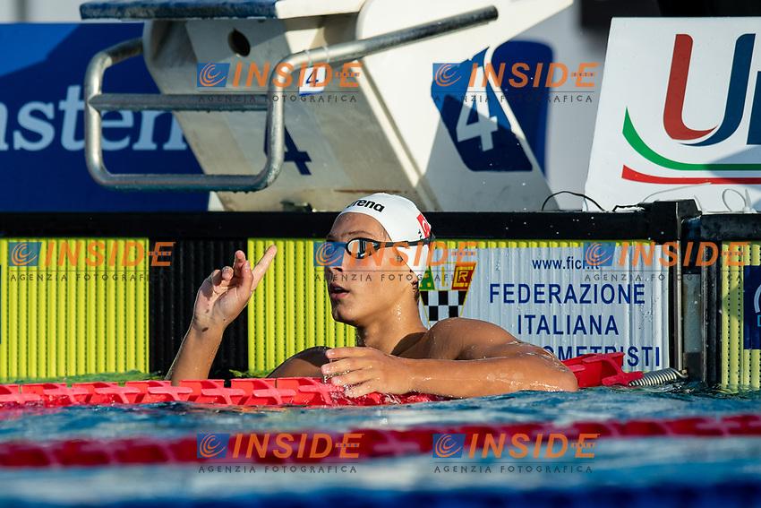 SAKA Berke TUR <br /> swimming 200m Individual Medley Men, nuoto<br /> LEN European Junior Swimming Championships 2021<br /> Rome 2177<br /> Stadio Del Nuoto Foro Italico <br /> Photo Andrea Masini / Deepbluemedia / Insidefoto