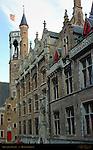 Gruuthuse Palace, Bruges, Brugge, Belgium