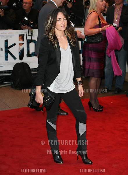 KT Tunstall attends 'The Kid' UK premiere at the Odeon West End, Leicester Square, London. 15/09/2010  Picture by: Alexandra Glen / Featureflash