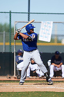 Texas Rangers Curtis Terry (28) during an instructional league game against the San Diego Padres on October 9, 2015 at the Surprise Stadium Training Complex in Surprise, Arizona.  (Mike Janes/Four Seam Images)