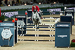 Hans-Dieter Dreher of Germany rides Cool And Easy in action at the Longines Grand Prix during the Longines Hong Kong Masters 2015 at the AsiaWorld Expo on 15 February 2015 in Hong Kong, China. Photo by Aitor Alcalde / Power Sport Images