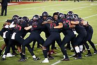 Stanford, CA -- October 6, 2018: Stanford Football falls to Utah 40-21 at Stanford Stadium.