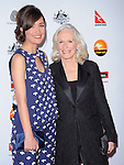 Rose Byrne and Glenn Close at The G'Day USA Black Tie Gala held at The JW Marriot at LA Live in Los Angeles, California on January 12,2013                                                                   Copyright 2013 Hollywood Press Agency
