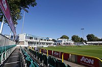 General view of the ground ahead of Essex CCC vs Surrey CCC, Specsavers County Championship Division 1 Cricket at The Cloudfm County Ground on 17th September 2019