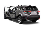 Car images of 2018 Toyota Highlander Limited-Platinum 5 Door SUV Doors