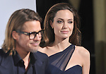 "Brad Pitt and Angelina Jolie attends ""In The Land Of Blood And Honey"" Los Angeles Premiere held at The Arclight Theatre in Hollywood, California on December 08,2011                                                                               © 2011 Hollywood Press Agency"