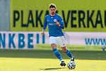 20.02.2021, xtgx, Fussball 3. Liga, FC Hansa Rostock - SV Waldhof Mannheim, v.l. Julian Riedel (Hansa Rostock, 3) Freisteller, Einzelbild, Ganzkoerper, single frame <br /> <br /> (DFL/DFB REGULATIONS PROHIBIT ANY USE OF PHOTOGRAPHS as IMAGE SEQUENCES and/or QUASI-VIDEO)<br /> <br /> Foto © PIX-Sportfotos *** Foto ist honorarpflichtig! *** Auf Anfrage in hoeherer Qualitaet/Aufloesung. Belegexemplar erbeten. Veroeffentlichung ausschliesslich fuer journalistisch-publizistische Zwecke. For editorial use only.
