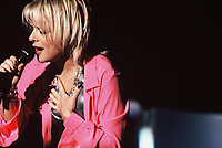 FRANCE GALL<br /> 1996<br /> © TERRASSON/ DALLE